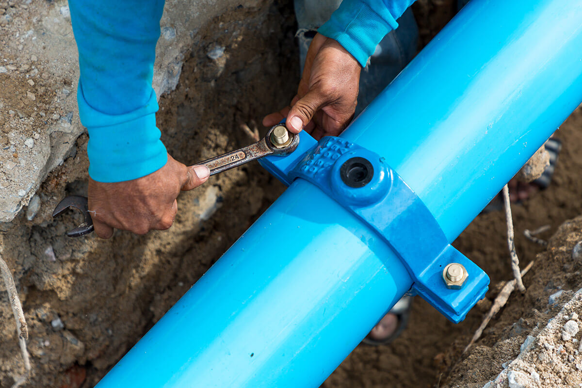 sewer repair and replacement