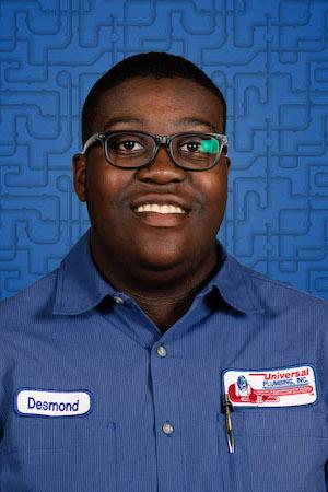 Desmond - Universal Plumbing