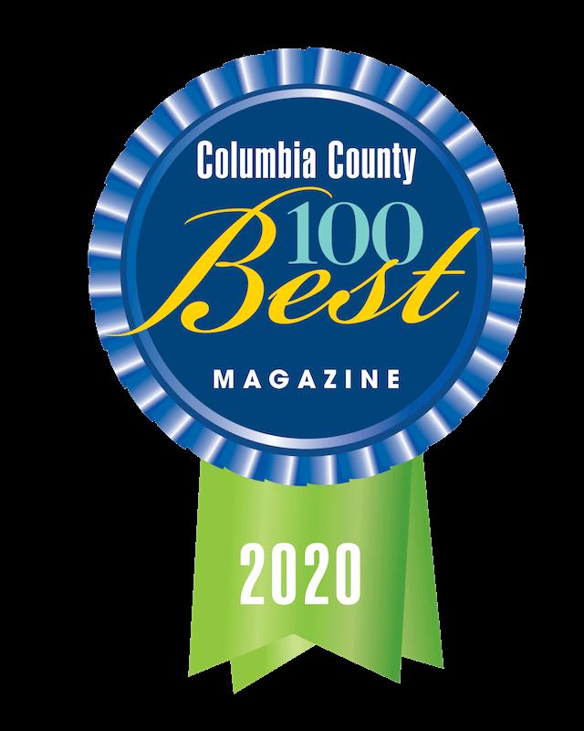 columbia county magazine best of 2020 - universal plumbing